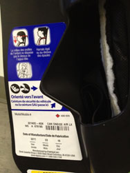 safety 1st booster seat instructions